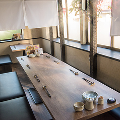 【テーブル席】8名様までOK!