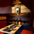 ゆったり落ち着ける個室空間☆名古屋駅/名駅/居酒屋/個室/飲み放題