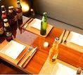 テーブル席です。※写真は系列店舗画像です。ご注意ください。