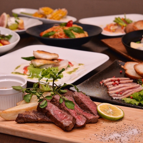 鉄板と洋食のお店 ログバル