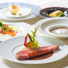 リーガロイヤルグラン沖縄 Dining 19のコース写真