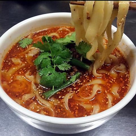 スープがよく絡む刀削麺あります!コースも充実☆宴会対応もOK!