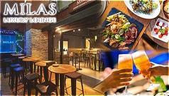 LUXURY STAND ミラス MILAS BAR&CAFE 渋谷店の写真