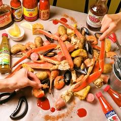 CAJUN SEAFOOD BOIL YOKOHAMAの写真