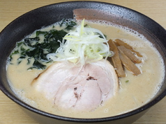 麺屋天のおすすめ料理1