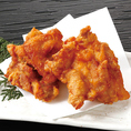 当店自慢の若鶏の唐揚は、南蛮タルタルや油淋鶏・おろしポン酢などの味もお選びいただけます!