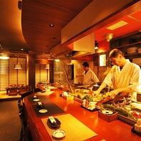 栄で海鮮や炉端焼きや名古屋めしを楽しめる居酒屋です!