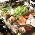 料理メニュー写真海鮮塩ちゃんこ鍋