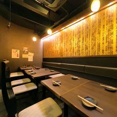 【2階テーブル席】レイアウト自在◎歓送迎会・飲み会・女子会・ママ会に♪