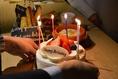 お祝いやサプライズにピッタリの空間をご用意♪ケーキの持ち込みOK!【北新地・梅田・バー・バル】