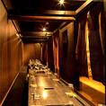 江戸情緒の店内は落ち着いた雰囲気です。お席は掘りごたつ席、座敷席など広い店内でご宴会はお任せ下さい!総席数はゆったり120席。最大40名様までのご宴会に対応可能。【新橋/海鮮/居酒屋/宴会/飲み放題/鮮魚/大人数/日本酒】