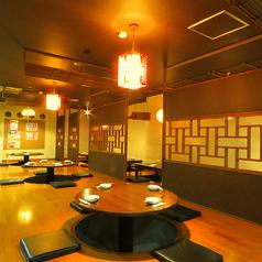 上海台所SAKABAの雰囲気1