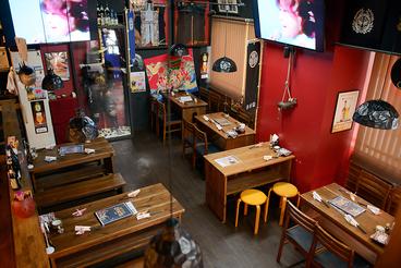 海鮮 和牛居酒屋 強者 久茂地店の雰囲気1