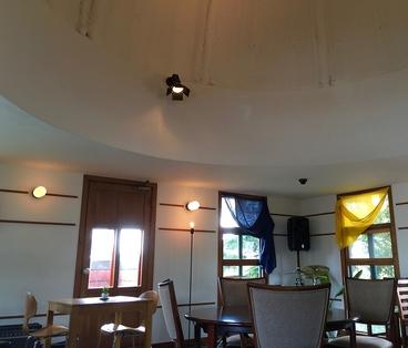 沙羅茶館の雰囲気1