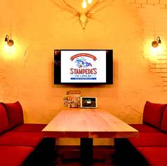 Stampede's Cafe&Dining Bar スタンピーズ カフェ&ダイニングバーの特集写真