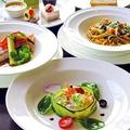 料理メニュー写真【Cena ~チェーナ~ 】 ハーフコース (ディナータイム)