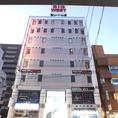 [東京メトロ][東西][浦安駅][北口]より徒歩2分の好立地でございます。アクセス抜群。待ち合わせも便利です!幹事様も安心