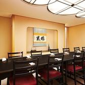 神戸吉兆 リーガロイヤルホテル店の雰囲気3