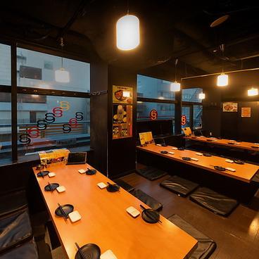 博多餃子舎 603 新横浜店の雰囲気1