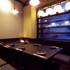 個室居酒屋 イザカヤラボ 札幌駅前店の雰囲気1