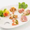 料理メニュー写真PALETTE前菜盛り合わせ5種・7種