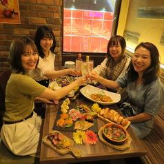牛タンとがぶ飲みワイン まつ田屋 MATSUDAYA 中央店のコース写真