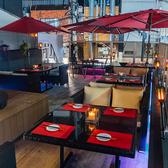 テラス席利用OK◆テーブル席◆2名様から団体様までご利用可能です。想い出に残るようなご宴会をお過ごし頂けるよう心を込めてお作りするお食事とお酒をご用意してお待ちしております。ランチタイムから深夜まで営業しているので、お出かけ帰りにもぜひご来店下さい。