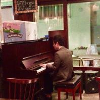 フリーチャージのピアノ演奏♪