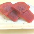 料理メニュー写真太刀魚・マグロ・マグロホホ肉