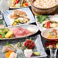 4000円・5000円・6000円と各種ご宴会コースご用意しております。さらに時間無制限の飲み放題は2000円、2時間制なら1000円でお楽しみ頂けます!新鮮な鮮魚と、こだわりの日本酒でゆったりご宴会はいかがでしょうか。御接待、お祝いにも喜ばれております。【新橋/海鮮/居酒屋/宴会/飲み放題/鮮魚/大人数/日本酒】