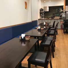 The Oasis Cafe 住吉店の雰囲気1