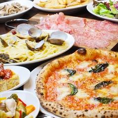 イタリアン食堂 ピザマリアの写真