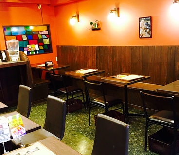 The end cafeの雰囲気1