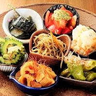 【農家直送】小鉢で味わう旬野菜の逸品料理・4種盛り~