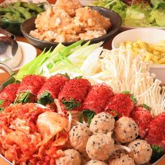 焼き鳥Dining YUTORI ユトリ 今池店のコース写真