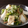 胡麻たっぷり豆腐サラダ