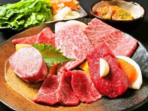 落ち着いた雰囲気の店内で焼き肉。あの名店【太樹苑】が渋谷宮益坂に誕生!