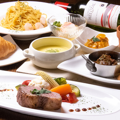 Cafe&Dining Ripple リプルのコース写真