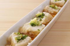 料理メニュー写真ごま豆腐の揚げだし