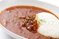 料理メニュー写真牛バラ肉のハヤシライス