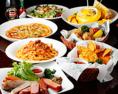 PARTYの料理も評判の味!ウェディング・誕生日・記念日・・・様々なお祝いパーティーをエールハウスでお手伝いいたします!美味しい料理とお酒で盛り上がろう♪