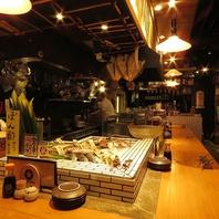 紫波中央駅そばオガールにある「粋な」居酒屋!