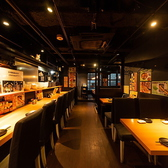 博多餃子舎 603 新横浜店の雰囲気3