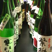◆福岡の地酒が豊富◆