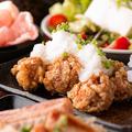 料理メニュー写真サクッとやわらか若鶏の唐揚げ