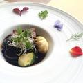 料理メニュー写真牛タンの赤ワイン煮込み