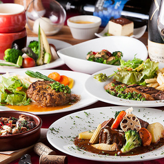 牛タンダイニング ブルズ キッチン Bulls Kitchen 天神イムズ店のコース写真
