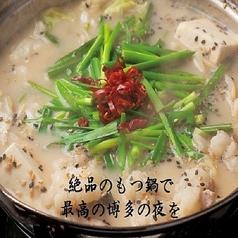 炭火焼 もつ料理 京山の特集写真