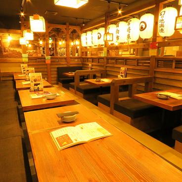 じとっこ組合 日向市 大阪上本町店の雰囲気1