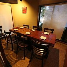 4~12名様のテーブル個室をご用意しております♪